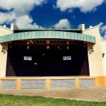 Losner Park Band Shell
